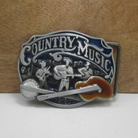 Wholesale Zinc alloy belt buckle and country music hot spot FP large price Congyou