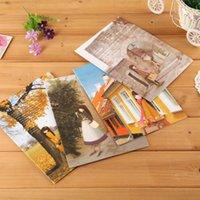 autumn stationery - C314 notebook autumn leaves Korea stationery creative student diary notebook sub