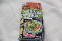 bb rocks - 2016 New Arrive METAL FUSION BEYBLADE BB Rock Zurafa Giraffe R145WB Without Launcher