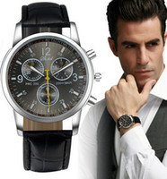 Wholesale Reloj clock relojes mujer Brand New Luxury Fashion PU Leather Watches Men quot s Analog Watch relogios masculinos Montre Femme