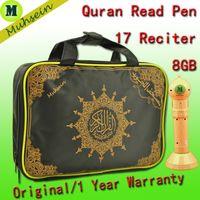 Wholesale latest model Quran read pen player Quran point pen big size quran book whole set include books
