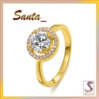 Wholesale Designer Jewelry Engagement Ring Womens Promise Rings k Gold Ring Hotting Sale Fashion a Wedding Ring