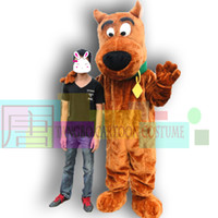 adult scooby costume - EPE Scooby Doo Mascot Costumes Snoopy Dog Chirstmas Halloween Fancy Dress Adult Size