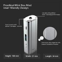 best dna - 2015 Newest Original SMY mini Box Mods SMY35 mod W W watt E Cigarettes best mod VS mini Cloupor W DNA Box Mod mechanical mod