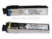 bidi sfp transceiver - pairs G KM WDM BIDI SFP Module Transceiver for Digital video amp CCTV applications