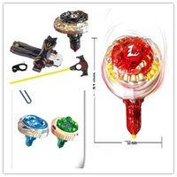 Wholesale Spinning Top Beyblade Variares Beyblade Beyblade Leone Beyblade Metal Fashion Earth Eagle Aquila wd Beyblade Bb47 Rare Without Launcher