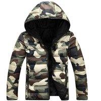 Otoño-2015 chaqueta militar hombres de la chaqueta de camuflaje táctico chaqueta con capucha del invierno del ejército al aire libre de estilo europeo y americano de los hombres del invierno de