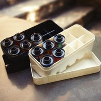 Wholesale Film cartridge storage box storage box which can storage Volume film