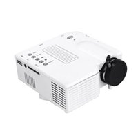 Wholesale Mini LED tv Projector Home Cinema Theater AV VGA USB SD video tv Projectors full HD HDMI V576