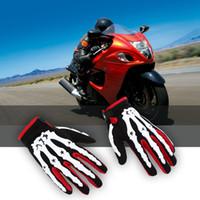 motocross gear - PRO BIKER Outdoor Motocross Glove Breathable Mesh Full Finger moto Racing Gloves Protective Gears Top Guantes Motorcycle Glove K2894