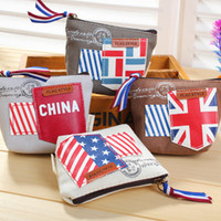 Wholesale Children s stationery F30 National flag quality pencil bag pencil pouch dandys