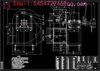 Wholesale SJG NO3 S oblique flow pipeline fan Drawings Full Machining drawings CAD