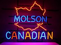 beer bank - Molson Canadian Beer Logo Bar Pub Store Shop Motel Hotel bank hospital office Nikke Air Jorrdar Advertisement Display Neon Sign Light quot X14