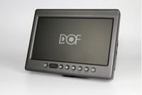 7inches monitors - DOF HD inch HDMI monitor D2 D3 d SLR camera battery monitor send