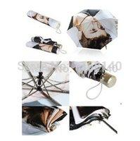 best sun umbrella - New arrive Cartoon movie rio movie bird inch Anti uv Sun Umbrella best present to friend