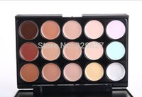 bb oem - OEM work colors Concealer palette BB cream bronzer highlight Contour brand professional stage makeup cosmetic new