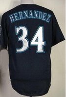 Cheap 2015 Mariners #34 Hernandez Green Blue Grey Stitched Jersey,Cheap Baseball Jerseys,High Quality Hockey Jerseys,Fashion Baseball Wear