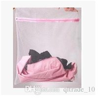 best wash machines - 30 CM Washing Machine Specialized Underwear Washing Bag Mesh Bag Bra Washing Care Laundry Bag in best price and qualty bag CCC1113