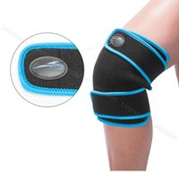 Wholesale Tourmaline Self heating Magnetic Therapy Knee Pads Kneepad Knee Support Brace Protector Sleeve Patella Guard Posture Corrector
