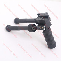 adjustable grips - CNC Making BT10 LW17 V8 Atlas degrees Adjustable Precision Bipod With QD Mount And Metal Grip KT1930