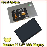Wholesale New Arrival Banana Pro Pi inch LVDS LCD Module Touch Screen F Raspberry Pi Car GPS