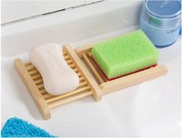 Wholesale Creative Wooden Soap Dish Popular Bathroom Soap Tray Handmade Soap Prop Soap Holder Soapbox High Quality Bathroom Products