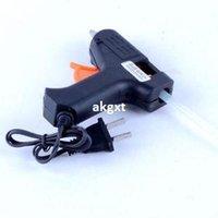 Wholesale W Electric Heating Hot Melt Glue Gun Sticks Trigger Art Craft Repair Tool E701