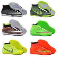 2015 Elastico Nike Superfly ic mens chaussures de soccer intérieur, gros nike pas cher mercurial superfly ic mens chaussures de football en salle