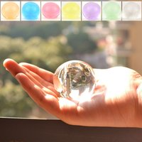 Wholesale Dragon ball polymer decoracion hogar wedding decoration was gel big magic balls large growing water jelly beads crystal soil