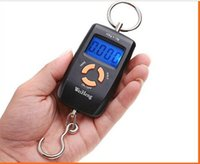 Digital Kitchen Scales  45kg Double Precision Hook Pocket Electronic Fishing Hanging Weight Digital Scale , freeshipping, dropshipping wholesale