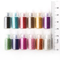 Wholesale New Arrical Caviar Color Nail Art Beads Manicures Pedicures Nail Art YNA