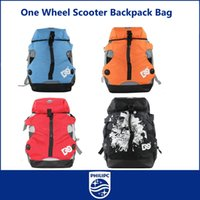 Wholesale middle size backpack bag for inch or inch one wheel scooter