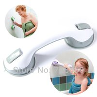 bath safety handle - Suction Cup Safety Tub Bath Bathroom Shower Tub Grip Portable Grab Bar Handle