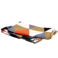Wholesale Fashionable Geometric Pattern Table Cloth Cotton cm Household Dinner Table Cover with High Quality