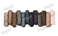 Wholesale promotion New Released Makeup NUDE Smoky Palette Color Eyeshadow Palette High quality by imgirl dropship