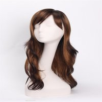 good quality wigs - SK3221 Newlook Hotsale Good Quality Fashion Factory Synthetic Fiber Women Popular Style Color Hair Wig