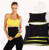 Wholesale 50PCS HHA463 Slimming Waist Shapers Xtreme Shaper Belt Unisex Thermo Sauna Neoprene Slimming Hot Reducing Pants S XXXL