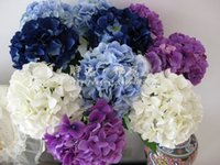 large silk flowers - artificial flowers artificial flowers silk hydrangea large seashells