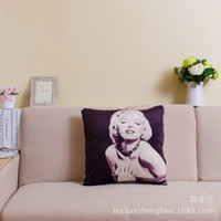 audrey hepburn products - In new product promotion Audrey Hepburn and Marilyn Monroe pillow style restoring ancient ways