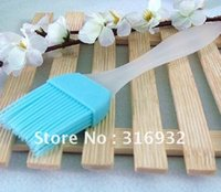 Wholesale D3 Heat resistance silicone brush for BBQ and baking good quality