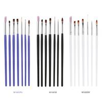 art painting for sale - Hot Sale Nail Painting Brush Pen Set Polish Nail Brush Quartz Drawing Pen for Finger nail Toenail Painting Nail Art Tools W1685