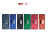 Wholesale Hana Modz Pack V3 DNA mechanical Mods mah electronic cigarette ego thread DNA30 Aluminum mod Pack Clone for battery