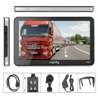 best gps nav - Best GPS truck quot Car GPS Navigation Sat Nav Bluetooth AV IN FM MP3 MP4 Sunshade GB Sat Nav Truckers Gps
