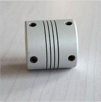 Wholesale New Transmission Parts x6 mm CNC aluminum motor Shaft Couplings GM X32 Stepper Motor Encoder Shafts