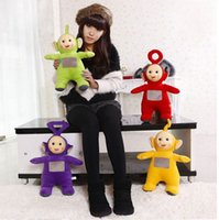 Wholesale 25CM Stuffed Dolls Teletubbies Vivid Dolls High Quality Hot Selling Plush Toys