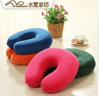 Wholesale Mercury The space of U Shape Memory Foam pillow Hot sale