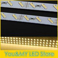 7020 aluminum jewelry displays - Super Bright Hard Rigid Bar light DC12V cm led SMD Aluminum Alloy Led Strip light For Cabinet Jewelry Display Free DHL