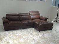 sectional sofa - Cow Leather Sofa Sectional sofa