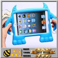 Cheap iPad mini kids cases Best Small devil EVA Kids case