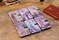 Cheap 1pcs Eiffel Tower Color pain wallet folding folio Flip PU Leather cover case for Samsung Galaxy Note 3 Note3 N9006 N9002 N9000